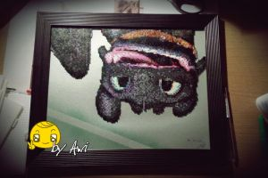 Toothless Perler by Awi87