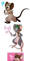 rats by classydove