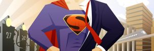 Fleischeresque Superman by Ladonite