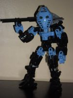 Bionicle MoC: Takua Revamped by Zahaki