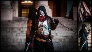 AC Unity - For us to unite by CreedCosplay