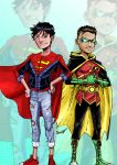 The Supersons!!! by Axel2396