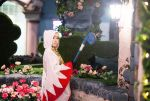 My White Mage cosplay from FFT part5 by mayuyu0405