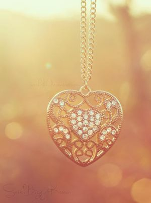 Heart of Gold by Sarah-BK
