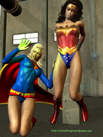 Supergirl WW peril02 by orionsforge