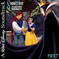 1937 Snow White CD cover 2 by disneyfreak19