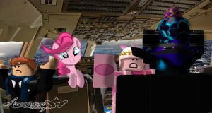 Okay guys, who on earth let Pinkie drive??! by BCMmultimedia