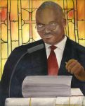 The Right to Pray - Reverend Clementa Pinckney by brianmeyer