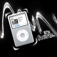 iPod Classic Ad by Pixelated1