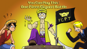 YCPT - One Piece Gigant Battle by X-Cross
