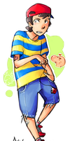 NESS by Mr-Pidge