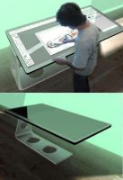 Super Tablet grafic! by reizeropein