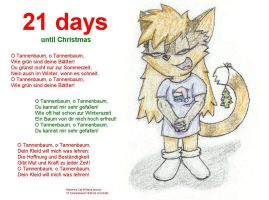 21 days until Christmas 2007 by RyanEchidnaSEAL