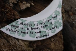 I Hate Endings by Rhiallom