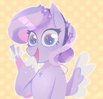 [Request] Purple Blossom by VanillaPug