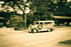 Jeepney by dotzz