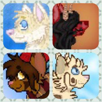 Icon Examples #2 by IsagoKage