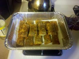 South Jersey Egg Rolls by Ari22682