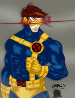Cyclops by blackmoonrose13
