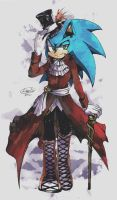 +SONIC+ by LeonS-7