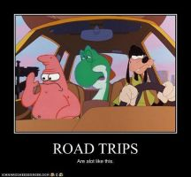 Road Trips by Cheatcodechamp