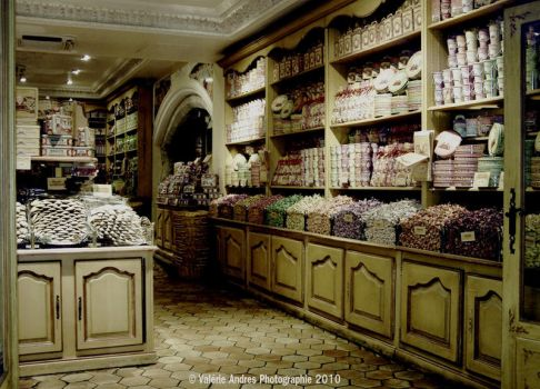 The house of Candies by Behind-walls
