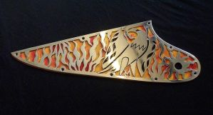 Firebird Pickguard by Woolf20