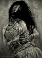 Gas Mask by SASPHOTOS