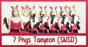 7 PNGS TAEYEON SNSD by LuHannie1071999