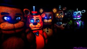 [SFM/FNAF] The Fazbear's by MadsDaisie