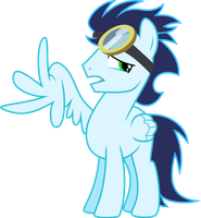 Soarin Flipping the Bird by Jeatz-Axl