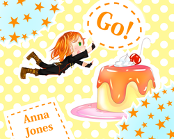 [Request] Anna Jones by ChocolatexMiracle