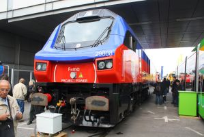 Innotrans '12 - GE PowerHaul (continental) by ZCochrane