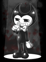 Bendy and the ink machine by NyeNyec2001