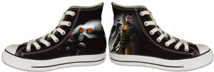 Converse Half Life Edition by MyMomSaysImCool