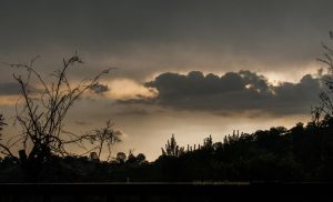 Afternoon clouds by kayaksailor