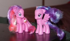 What to do with these two? by AleximusPrime