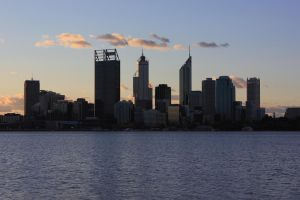 The city of Perth by vprima14