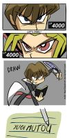 YGO - Duel to the Death by NeoSlashott