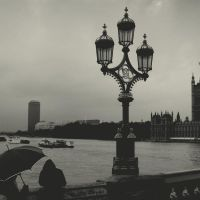 on westminster Bridge by lostknightkg