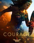 Wonder Woman Movie Poster Courage by battle810