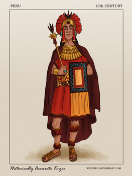 Historically Accurate Kuzco by Wickfield