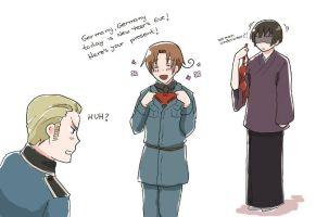 Hetalia: New Year's Eve by carichan