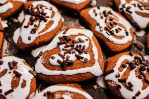 Gingerbread Heart by ChristopherPluta