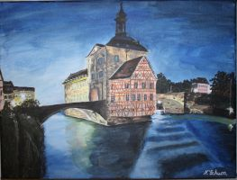 Altes Rathaus Bamberg by Savarra