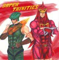Super trinities by helplessdancer