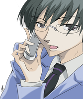 Kyoya by Midna-hime