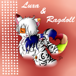 Luxa and Ragdoll by Luxazz