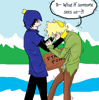 c'mon tweek by battlescar