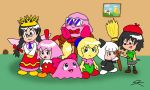 CE: Kirby the Ladiesman by JK-Kino